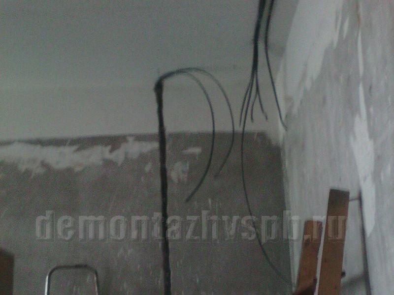 Электрика в квартире под ключ стоимость спб